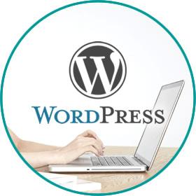 WordPressで簡単更新